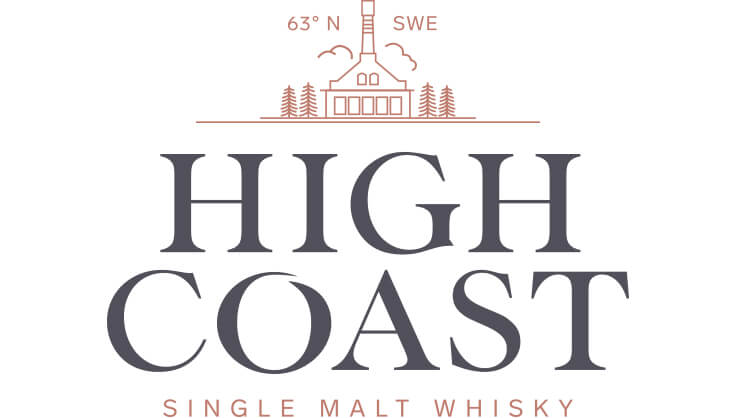High Coast Distillery logo